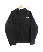 THE NORTH FACE(ザノースフェイス)の古着「Cloud Jacket」|ブラック