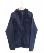 Patagonia(パタゴニア)の古着「Los Gatos Fleece Hoody」|ネイビー