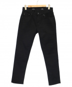 AG(エージー)の古着「デニムパンツ」 ブラック