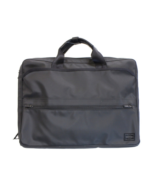 PORTER(ポーター)PORTER (ポーター) 2WAYビジネスバッグ ブラック サイズ:下記参照の古着・服飾アイテム