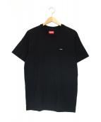 Supreme(シュプリーム)の古着「small box logo tee」|ブラック