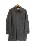 SUGAR CANE(シュガーケーン)の古着「レイルロードコート」|グレー