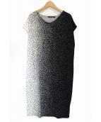 marimekko(マリメッコ)の古着「Auer Jersey」|ホワイト×ブラック