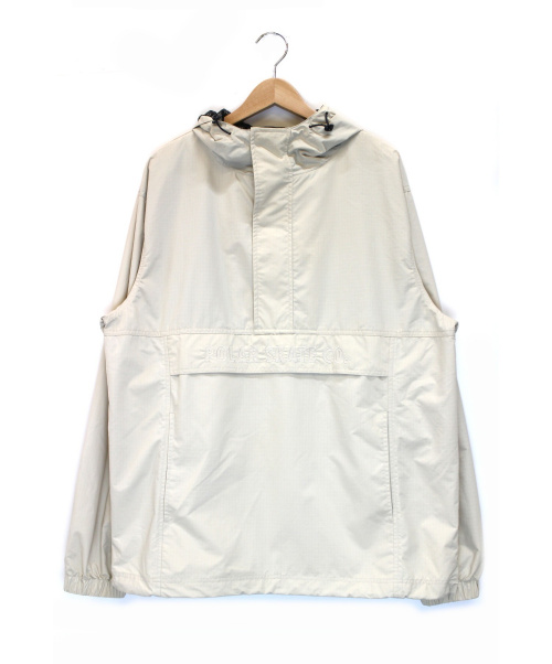 POLAR(ポーラー)POLAR (ポーラー) アノラックパーカー ベージュ サイズ:下記参照の古着・服飾アイテム
