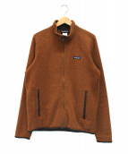 Patagonia(パタゴニア)の古着「Better Sweater Jacket」|ブラウン