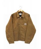CarHartt(カーハート)の古着「ワークジャケット」|ベージュ
