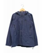 MILLET(ミレー)の古着「ウォームストレッチジャケット」|ネイビー