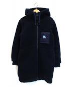 HELLY HANSEN(ヘリーハンセン)の古着「FIBERPILE THERMO Coat」|ネイビー