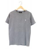 WIND AND SEA(ウィンダンシー)の古着「バックロゴTシャツ」|グレー