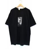()の古着「フォトプリントTシャツ」|ブラック