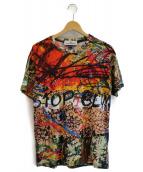 Vivienne Westwood(ヴィヴィアンウエストウッド)の古着「Stop Climate Change T-shirts」|マルチカラー