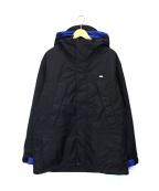 FTC(エフティーシー)の古着「WATERPROOF 3L MOUNTAIN JACKET」|ブラック