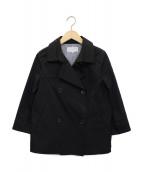 MACKINTOSH PHILOSOPHY(マッキントッシュフィロソフィー)の古着「ショート丈ジャケット」|ブラック