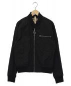 LYBRO(ライブロ)の古着「ジップワークジャケット」|ブラック