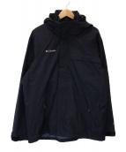 ()の古着「ライナーベスト付中綿ジャケット」|ブラック