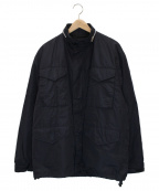 SPIEWAK(スピワック)の古着「ライナー付M-65ジャケット」|ブラック