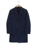 CARUSO(カルーゾ)の古着「シングルコート」|ネイビー