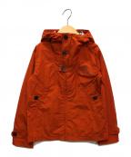 BURBERRY CHILDREN(バーバリー チルドレン)の古着「フーデッドジャケット」 オレンジ