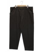 ()の古着「N.M BRUSHED M PANTS」|ブラウン