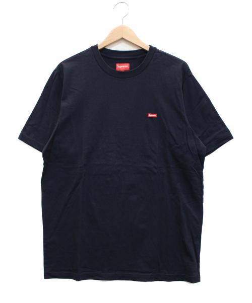 SUPREME(シュプリーム)Supreme (シュプリーム) Small Box Tee ネイビー サイズ:Mの古着・服飾アイテム