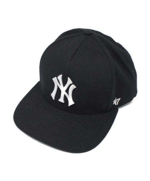 SUPREME×NEWERA(シュプリーム×ニューエラ)SUPREME×NEWERA (シュプリーム×ニューエラ) コラボキャップ ネイビー サイズ:下記参照 ×New York Yankeesの古着・服飾アイテム