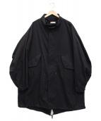 FREAKS STORE(フリークスストア)の古着「M-65モッズコート」|ブラック