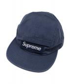 Supreme(シュプリーム)の古着「ジェットキャップ」|ブルー