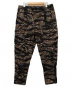 NIKELAB(ナイキラボ)の古着「Tiger Camo Pant Aop」 カーキ×ブラック