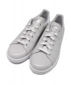 adidas(アディダス)の古着「ローカットスニーカー」|ライトグレー