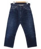 LEVIS(リーバイス)の古着「セルビッチデニムパンツ」|インディゴ