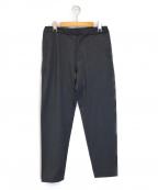 YAECA CONTEMPO(ヤエカ コンテンポ)の古着「2WAYパンツスタンダード」|グレー