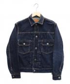 THE FLAT HEAD(ザ・フラットヘッド)の古着「デニムジャケット」|インディゴ