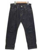 ()の古着「5ポケット デニムパンツ」|インディゴ