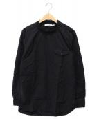 nonnative(ノンネイティブ)の古着「プルオーバーシャツ」|ブラック