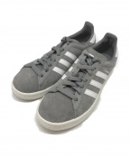 adidas()の古着「CAMPUS」|グレー×ホワイト