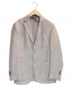 L.B.M.1911(ルビアム1911)の古着「コットンリネンアンコンジャケット」|グレー