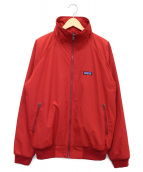 ()の古着「SHELLED SYNCHILLA JACKET」|レッド