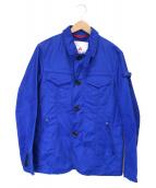 ()の古着「ハリウッド P1 ナイロンジャケット」|ブルー