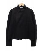 ()の古着「Ripple Jacket」 ブラック