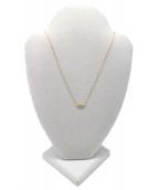 4℃(ヨンドシー)の古着「ネックレス」|ゴールド