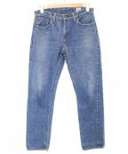 orSlow(オアスロウ)の古着「Lot107デニムパンツ」|インディゴ
