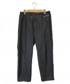 mont-bell(モンベル)の古着「ストームクルーザーパンツ」 ブラック