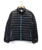 Patagonia(パタゴニア)の古着「Ms Down Sweater」 ブラック