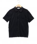 Christian Dior Sports(クリスチャンディオールスポーツ)の古着「【古着】ヴィンテージポロシャツ」|ブラック