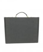 GIANNI VERSACE(ジャンニヴェルサーチ)の古着「トランクケース」|ブラック×パープル