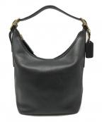COACH()の古着「ワンショルダーバッグ」|ブラック