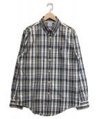 BROOKS BROTHERS(ブルックスブラザーズ)の古着「チェックシャツ」|マルチカラー