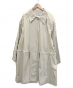 CHANEL()の古着「ココマークヴィンテージコート」|ベージュ