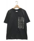 ()の古着「BAR S/S TEE」|ブラック