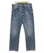 LEVI'S VINTAGE CLOTHING(リーバイスヴィンテージクロージング)の古着「セルビッチデニムパンツ」 インディゴ
